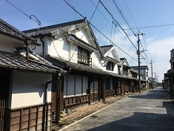 Mimitsu Historical District