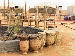 Days in sahara