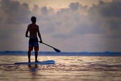 Anini Paddle Boarding