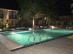 Typical SriLanka culture hotel