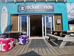 Ticket to Ride Surf School