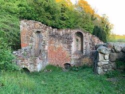 Antvorskov Kloster og Slotsruin