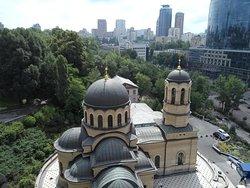 Church of Michael Sanctifier Kyiv Metropolitan