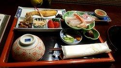 村上駅近く 食事・宿泊共に大満足!
