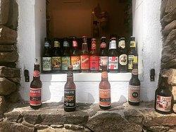 Quelques bières du monde
