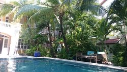 An Oasis of freshness in the heart of Phnom Penh