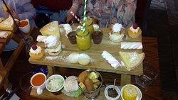 Afternoon Tea Birthday Celebrations