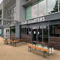 Four Quarters East