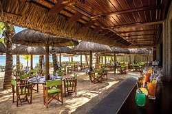 Dinarobin Beachcomber Golf Resort & Spa - La Plage Restaurant