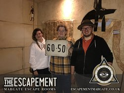 The Escapement - Margate Escape Rooms
