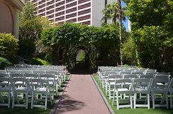 Garden Chapel at the Flamingo