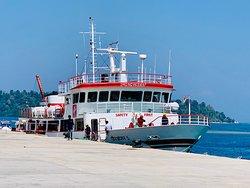 Green Ocean Ferry