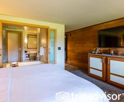 The Guest Room at the Ventana Big Sur, an Alila Resort