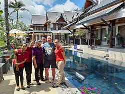 Thank you very much.We trust that you had an enjoyable and relaxing stay during at Baan Yin Dee. We hope to see you again one day.Travel safely. Baan Yin Dee Boutique Resort Management and team member.😍😘🥰 www.baanyindee.com #thailandholiday #phukethotels #luxuryresort #patonghotels