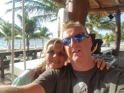 Swing Bar on the beach