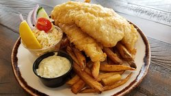 Fish and Chips Special EVERY Friday!