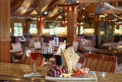 Daily Happy Hour at The Vineyard Rose Restaurant.