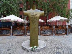 The Dietrich Bonhoeffer Memorial