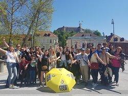 Ljubljana Free Tour