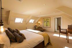 "Top floor Sea View Super King Size bedroom "" Shag"""