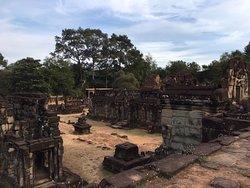 なかなか本格的な寺院遺跡