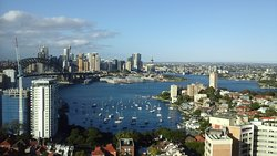 Magnificent Views of Sydney