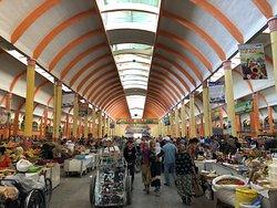 Panjshanbe Market