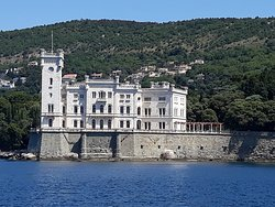 Castello di Miramare - Museo Storico