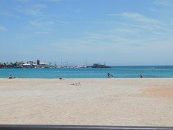 La Guirra Beach