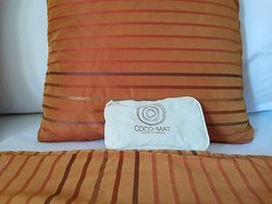 COCO MAT MATRESSES IN THE DOUBLE  BEDS