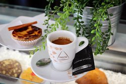 Coffe and pastel de nata 😍