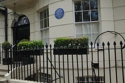 John Lennon pied a terre just outside the hotel's door