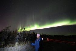 Arctic Circle & Aurora One day Tour