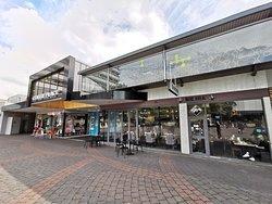 Sierra Cafe Centre Place Site