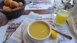Lentil Soup...