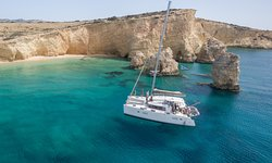 Naxos Catamaran S/Y Apollon