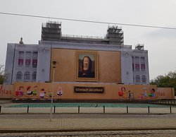 Museum Of Fine Arts in Zuid district