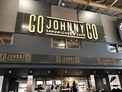 Restauration «Go Johnny Go» au Pavillon 4 à la Foire de Paris