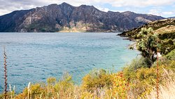 Lake Hawea Lookout