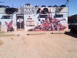 Mad Max Museum front