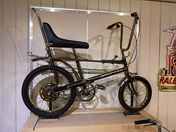 A Gold chopper, showing my age