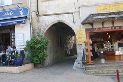 Vue du village de Sancerre,