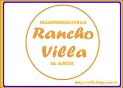 Hamburguesas Rancho Villa