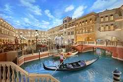 The Grand Canal Shoppes at The Venetian Resort