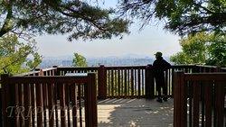 Observation deck @ Bonghwasan