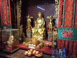 Coloane Kun Iam Temple