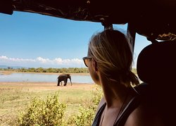 We are Bentota Lucky Tours and travels  DAY TOUR UETH AND UDAWALAWE NATIONAL PARK SAFARI  PER PERSON LKR 18500  MINIMUM 02 PERSON MUST BOOKED  Tours start and End from Bentota or requested place in Sri Lanka