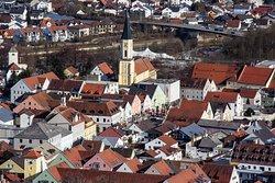 Kelheim Marktplatz