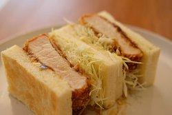 Porco Katsu Sandwich