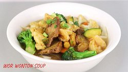 Delicious Cantonese Cuisine from Wu Yang Chinese Restaurant, Surrey BC, Canada.